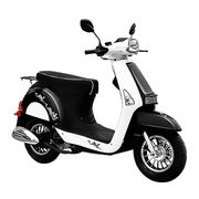 Gas 50cc Scooter from China (mainland)