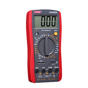 China 1999 AC/DC Full Protection Digital Multimeter,Resistance/Capacitance/Temperature/Frequency Measuring