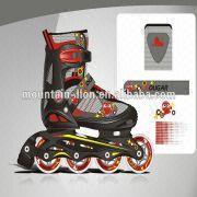 professional inline skate bearing: carbon ABEC-5 inline skate