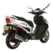 2017 New Model 125/150cc Scooter Manufacturer