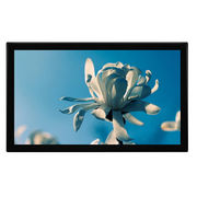 China 4k Ultra HD Fixed Frame Projection Screen Wall Mou