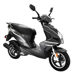 China 2017 125/150cc Powerful Sports Scooter