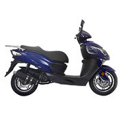 China ZNEN sport 150cc gas scooter for sale Falcon 8