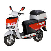 Pizza delivery scooter from China (mainland)