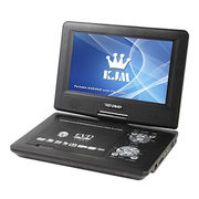 9.8-inch portable DVD player from China (mainland)