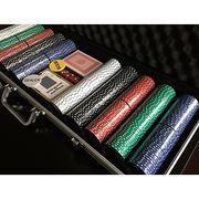 11.5g 500pcs Poker Pattern Poker Chips Set Manufacturer
