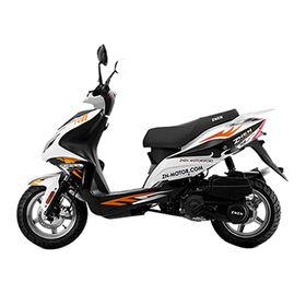 China 2017 50cc 125cc 150cc patent gas scooter - R8
