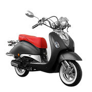 Gas and electric scooter from China (mainland)