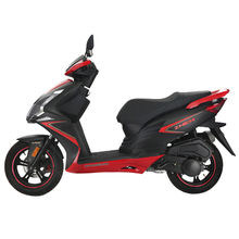 China ZNEN scooter 125CC/150CC with LED light, cheap Chinese gas powered motor scooters for wholesale