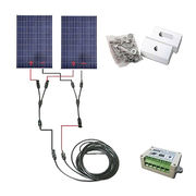 200W off grid solar system from China (mainland)