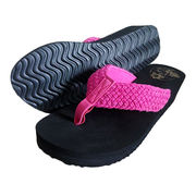 Women's wedge EVA flip-flop from China (mainland)
