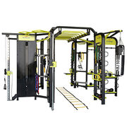 360 Synergy, Strength Training Set, 8 Station Integrated, Multi-Purpose, Built-in Storage