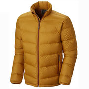 Nylon quilted winter men jackets from China (mainland)