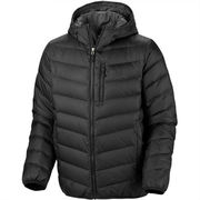 China Quilted men's winter jacket