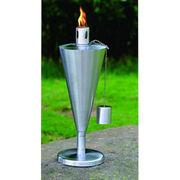 Stainless steel outdoor garden torch Manufacturer