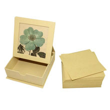 Sticky memo block notepad holder from China (mainland)