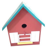 Wooden bird house from China (mainland)