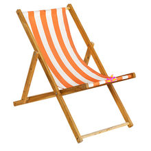 Updated creative beach folding outdoor chair from China (mainland)