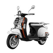 2015 new vespa scooter 50CC with EEC EPA DOT classic gas scooter 125CC best electric