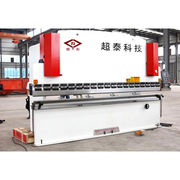 ISO certified hydraulic sheet bending machines Manufacturer