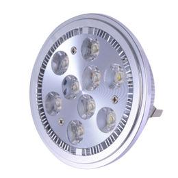 China AR111 LED Bulb, 9W, 220-240V/>75Ra/50000H/Aluminum & Glass/LED Spotlight Bulb/CE/
