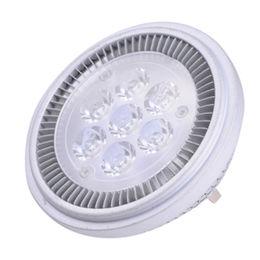 China AR111 LED Bulb, 7W, 220-240V/>75Ra/50000H/Aluminum & Glass/LED Spotlight Bulb/CE/