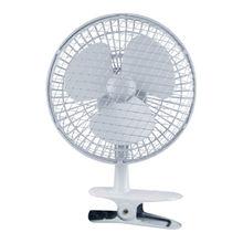 6'' clip fan
