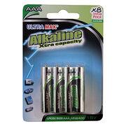 Ultra Max AAA Alkaline Battery from United Kingdom