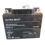 United Kingdom Ultra Max Sealed Lead Acid Gel Batteries (SLA) 8Ah/12V