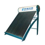 Non-pressure Solar Water Heaters from China (mainland)