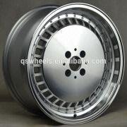 New Design Car Alloy Wheel Rim 17 Inch 5x114 3 Deep Dish Wheels
