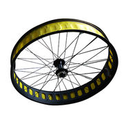 Bicycle wheel set from China (mainland)
