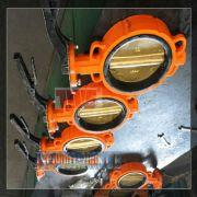 DN40-DN600,PN10/16 butterfly valve ggg40 | Global Sources
