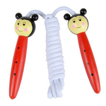 Promotional wooden skipping jump rope Manufacturer
