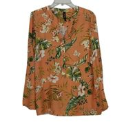 Women's long sleeve blouse from China (mainland)