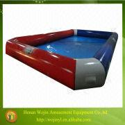 china inflatable square above ground poolcheap inflatable pool square