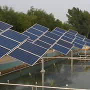Solar AC Submersible Pump System for Agricultural Irrigation in Northeast China