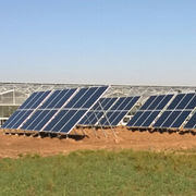 China 37KW Solar Submersible Pump System