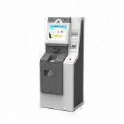 Lobby Simple ATM Kiosk Machine from China (mainland)