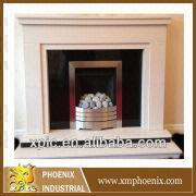 china micro marble fireplace surround granite slab fireplace insert