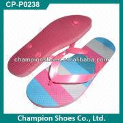 aafa4ad62c9 Cheap Thong Sandals  1.Material PVC Strap+15mm Rubber PE Sole 2.Size ...
