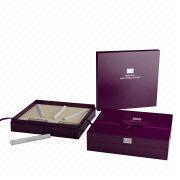Cardboard cigar humidor from China (mainland)