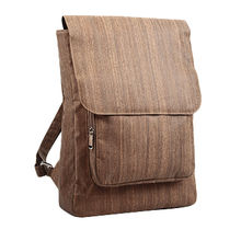 Daypack, cork fabric, customized printing and logos are accepted