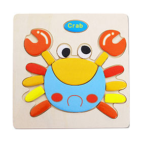 Wooden handheld puzzle games toy from China (mainland)