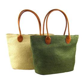 Paper braided bag from China (mainland)