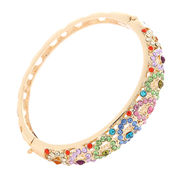 18K Gold plated Bangle Jewelry from China (mainland)