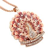 18K Gold plated Pendant Necklace from China (mainland)