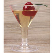 Disposable Plastic Martini Glass from China (mainland)