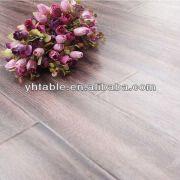 8mm Zebra wood grain Surface laminate flooring