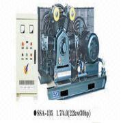china high pressure air compressor ssa135